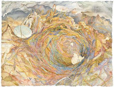 Sharon Pitts, 'San Fedele Nest', 2014