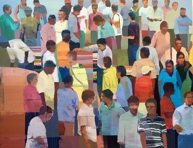 Suhas Bhujbal, 'Market #5', 2017