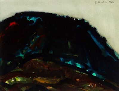 Gregory Kondos, 'Mesa (Sedona, Arizona)', 1986
