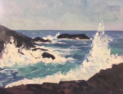 Benjamin Lussier, 'Storm Surge', 2018