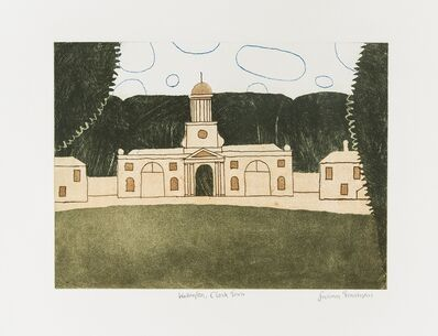 Julian Trevelyan, 'Wallington, Clock Tower (Turner 317)', 1975