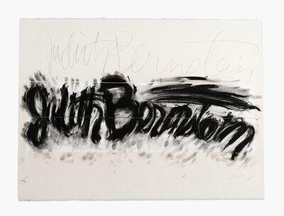 Judith Bernstein, 'Signature Piece Number 1', 2013