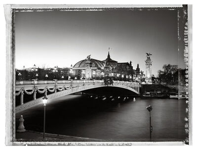 Christopher Thomas, 'Pont Alexandre III, Grand Palais II', 2014