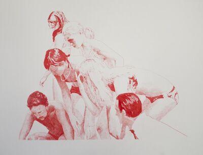 Luz Blanco, 'Missing 2', 2014