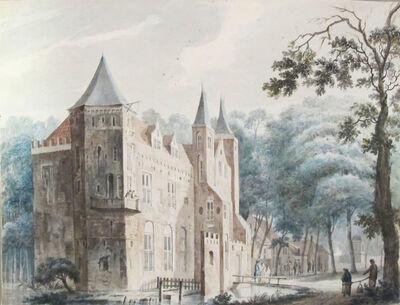 Hendrik Tavernier, 'Landscape with Castle', 1779
