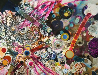 Rosemarie Fiore, 'Smoke Painting #63', 2018
