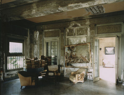 Robert Polidori, 'Senora Faxas Residence, No. 4, 2 #318 (at the corner of Avenida 5ta.) Miramar, Havana, Cuba', 1997