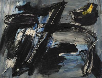 Gérard Schneider, 'Opus 37D', 1959