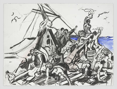 Cecily Brown, 'Untitled (After Gericault)', 2016