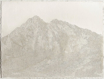 Fu Xiaotong, '732,000 Pinholes ', 2014