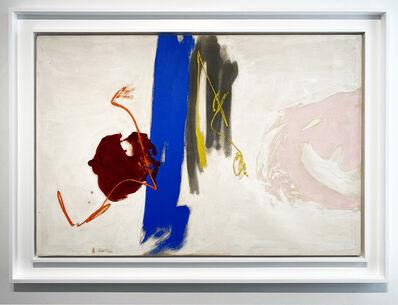 Friedel Dzubas (1915-1994), 'Tick-Tock', 1960