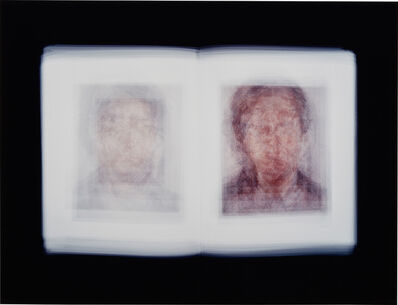 Doug Keyes, 'Chuck Close', 1999