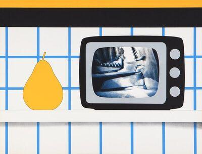 Tom Wesselmann, 'TV Still Life', 1965