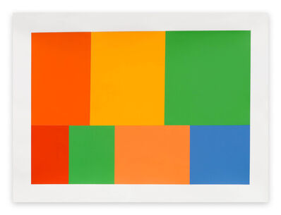 Tom McGlynn, 'Test Pattern 3 (Citric)', 2005