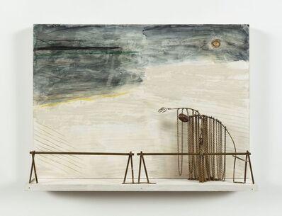 Fausto Melotti, 'Il gregge è fuggito (The Flock has gone)', 1984