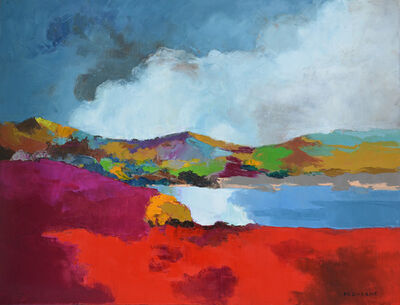 Philippe H. Dequesne, 'Crayfish Lake'