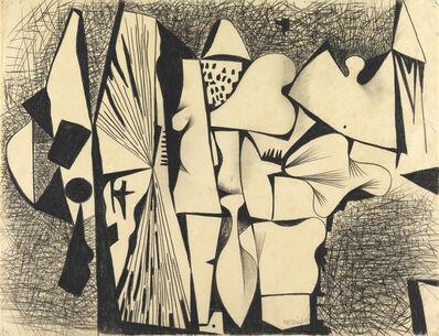 Caziel, 'Organic Composition', ca. 1951