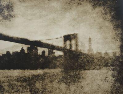 Jessie Tarbox Beals, 'Bridge at Dusk', 1921