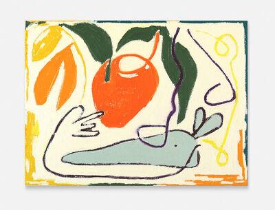 Nadia Hernández, 'Entre cítricos, El Ratoncito Pérez (Amongst citrus, The Little Mouse Pérez)', 2019