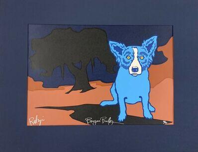 George Rodrigue, 'Bayou Baby', 1992