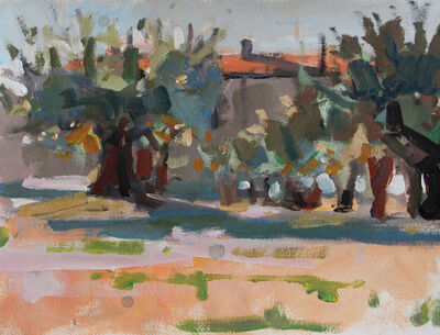 Robert Sweeney, 'Olive Orchard', 2019