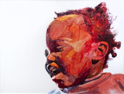 Darius Steward, 'R', 2018