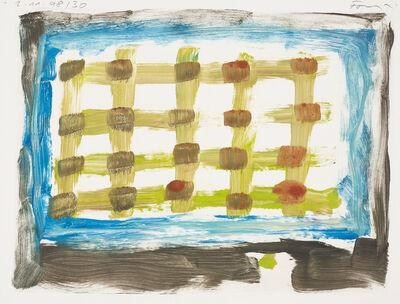 Günther Förg, 'Untitled', 1998