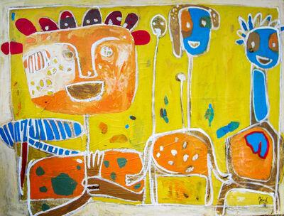Méné, 'La vie en couleurs', 2016