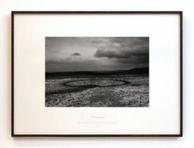 Richard Long, 'Cold Day Circle', 1994