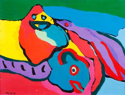Karel Appel, 'Untitled', 1971