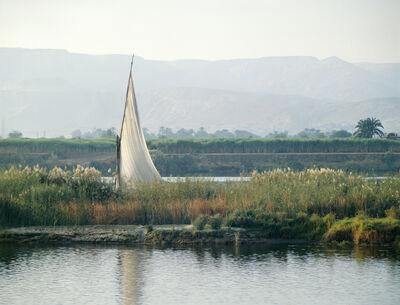 Neil Folberg, 'Felucca on Nile', 1982
