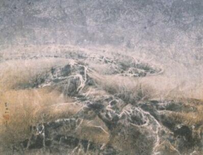 Liu Kuo-sung 刘国松, 'A flurry of Snow', 2009
