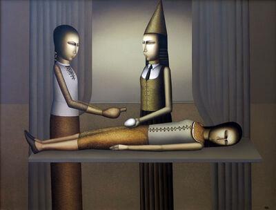 "Armen Gevorgian, '""Performance"" / ""Performans""', 2009"