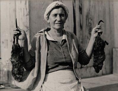 Marion Post Wolcott, 'Muscrats', 1939