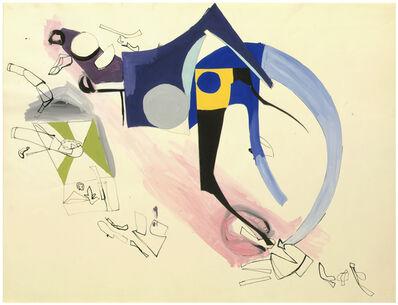 Eva Hesse, 'Untitled', 1964