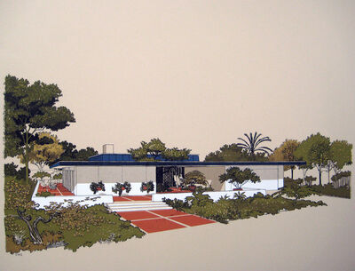 Carlos Diniz, 'Monarch Bay Homes (Ladd and Kelsey, Architects)', 1961
