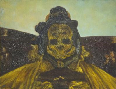 Pranas Griušys, 'Death Moth I', 2019