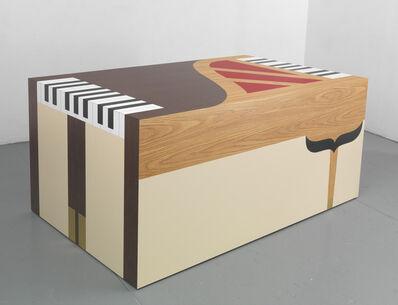 Richard Artschwager, 'Piano/Piano', 2011