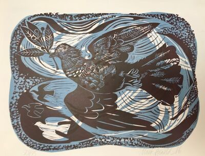 Mark Hearld, 'Pigeon'