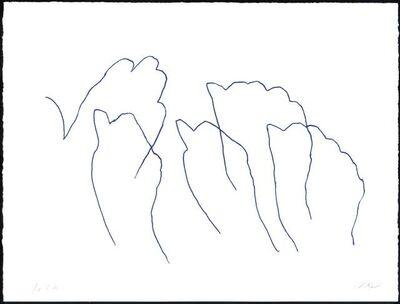Susana Solano, 'Alrededor de una mano VII', 2006
