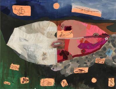 Melora Griffis, 'la mer prière', 2018