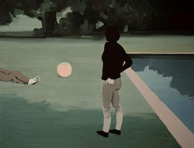 Jarek Puczel, 'By the Pool', 2019