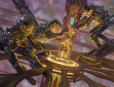 Donato Giancola, 'Calibration', 2018
