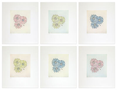 Kiki Smith, 'Flowers with Bee', 2000
