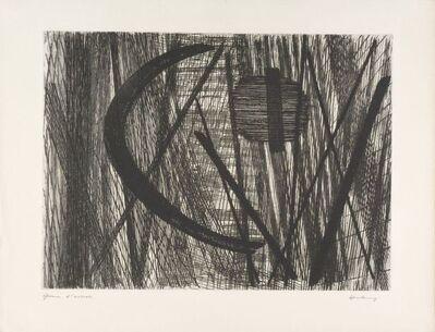 Hans Hartung, 'G11 ', 1953