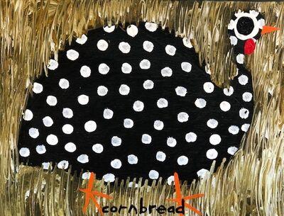 Cornbread, 'Black Hen', 2019