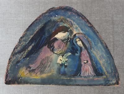Irakli Parjiani, 'Annunciation', 1991