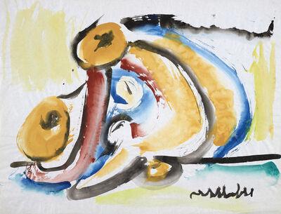Hamed Abdalla, 'Source', 1983