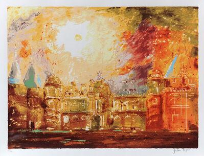 John Piper, 'Waddesdon', 1989