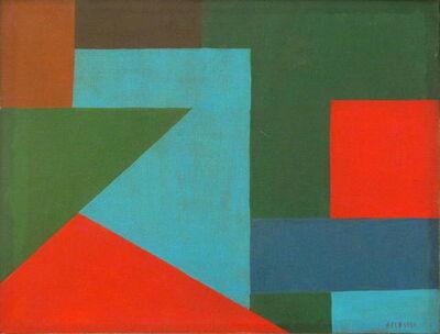 Arnaldo Ferrari, 'Composição II', 1960s